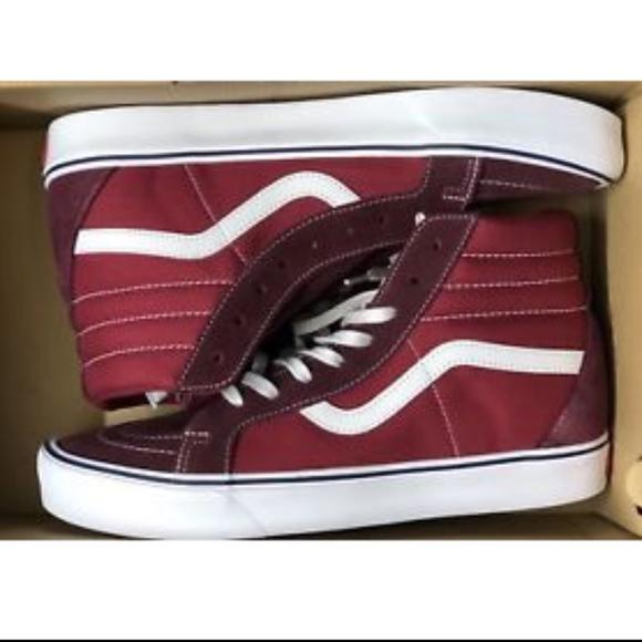 Vans Shoes   Vans Sk8 Hi Reissue Lite